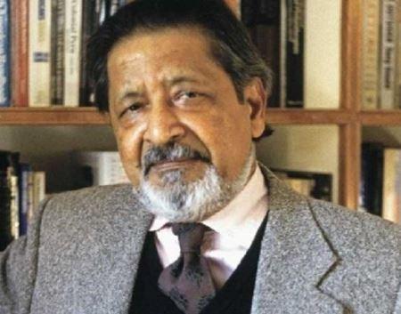 British author andNobel laureate, VidiadharNaipaul dies at 85