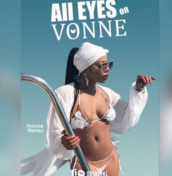 All eyes on Vonne: Yvonne Nwosu's reality show coming soon on Linda Ikeji TV