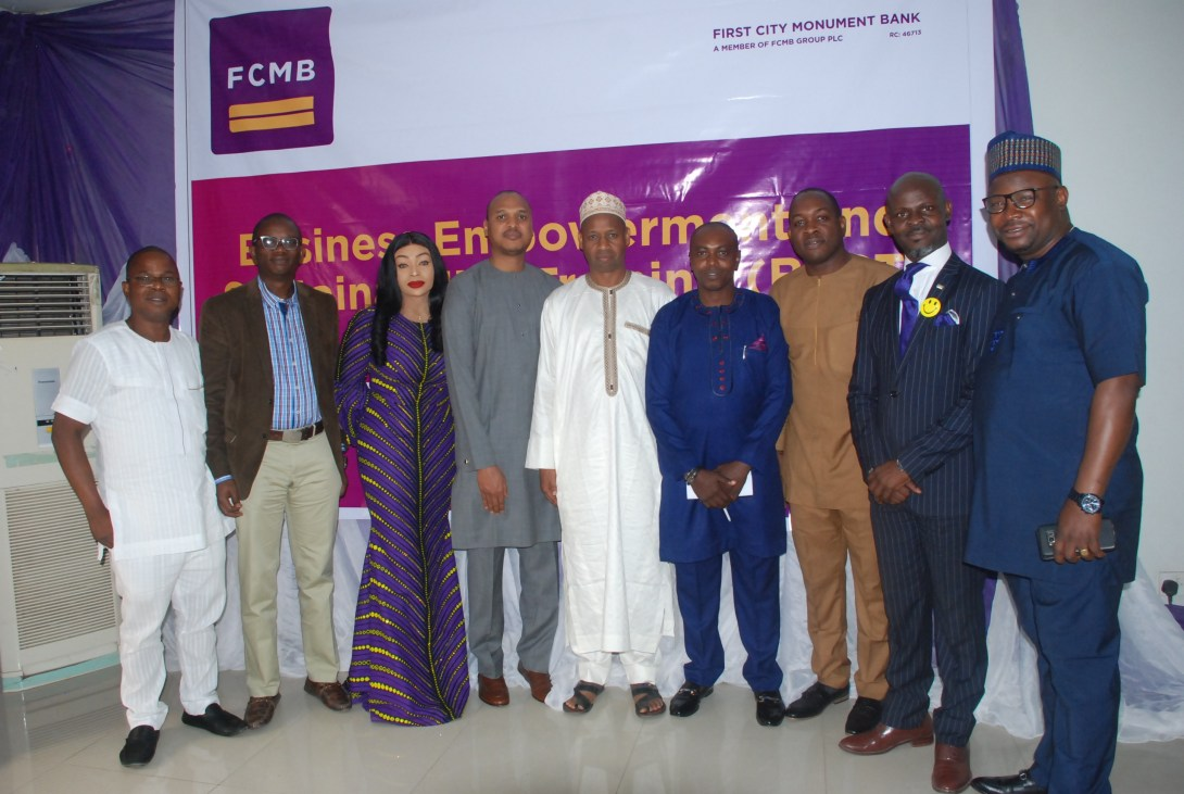 FCMB Drives Growth, Organises Business Finance Training for SMEs in Abuja