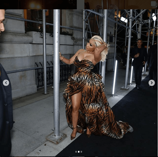 Unbothered Nicki Minaj shares stunning photos of herself after Cardi B tried to attack her at NFW party