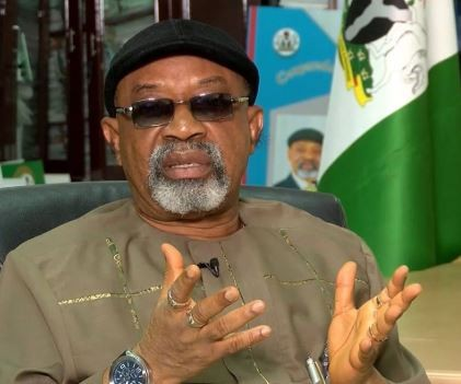 NLC is blackmailing governmentwith ultimatum over minimum wage - ChrisNgige