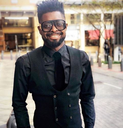 Basketmouth At 40: Looking better with ageand a whole lot sexier making me so proud that youre all mine - Wife, Elsie