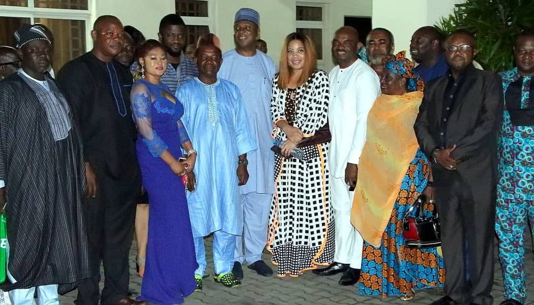 Saraki Doles Out N5m For Ailing ActorsPromises To Make A Case For Nollywood