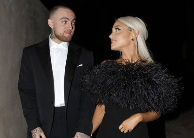 'Im so sorry i couldnt fix or take your pain away' - Ariana Grande pens emotional tribute to ex-boyfriend Mac Miller