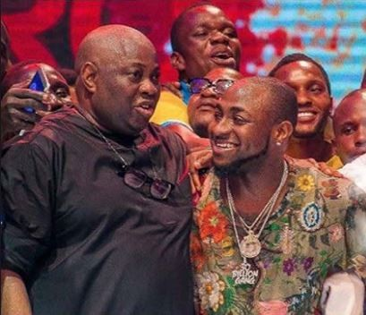 'I pray it is fake news' - Dele Momodu reacts to EFCC freezing Davido's account