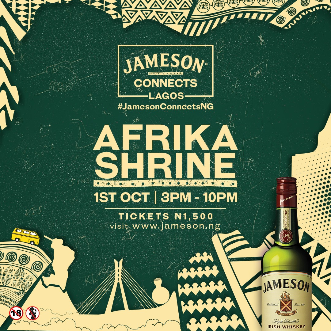 Jameson connects lagos is back with the independence day celebration