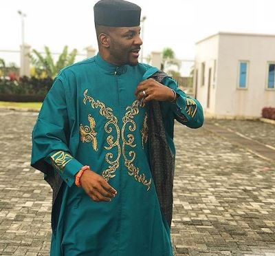Finally, Ebuka apologizes for failing to show up for the 'Agbada Challenge'