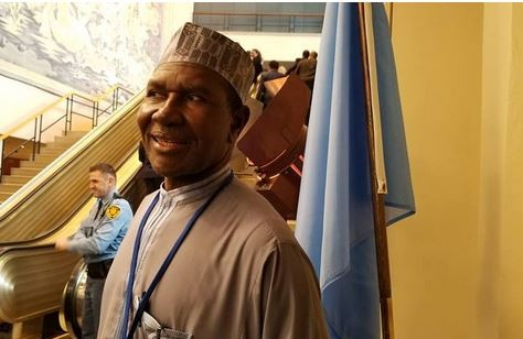 Security agents allegedly prevent President Buharis Aide from entering UN General Assembly