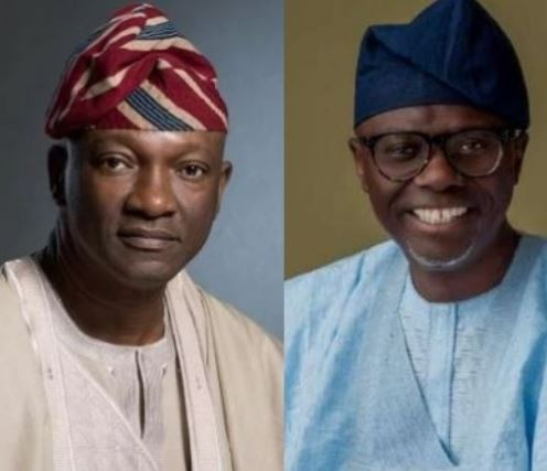 Lagos 2019: Babajide Sanwo-Olu VSJimi Agbajeas he emergesPDP's governorship candidate