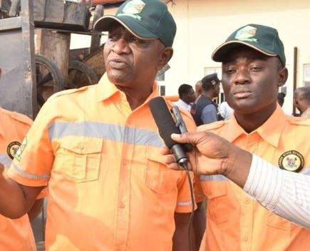 Lagos State Environmental Sanitation Corps sanctions19 officers for alleged assault and unruly behavior