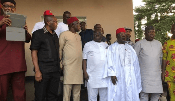 We were never consulted'' South-East leaders react to Peter Obi's emergence as Atiku's running mate