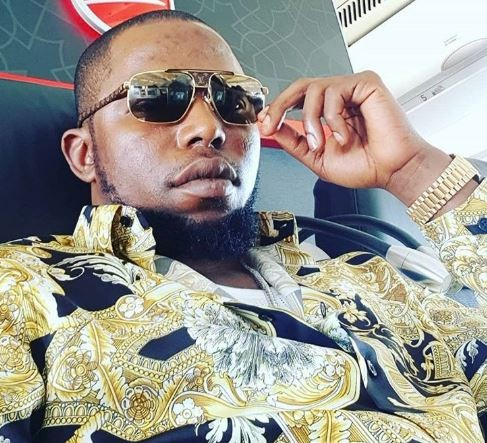 Video: Here's the momentNigerian fraudster, Otunba Cash was arrested in Turkey