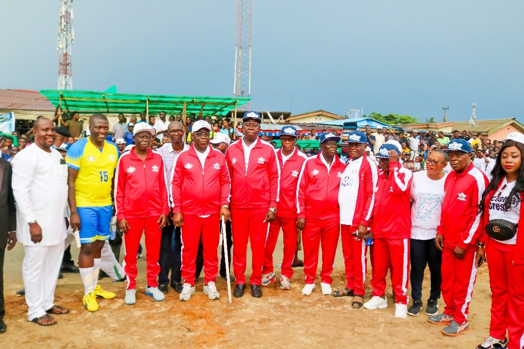 Lafiaji FC wins 2018 Oba's Cup, carts away grand prize