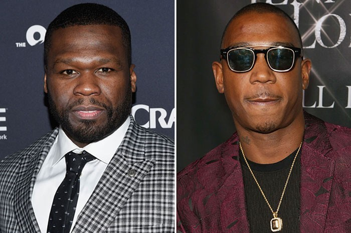 Ja Rule responds after 50 Cent claims he bought 200 seats to his concert 'so they can be empty'