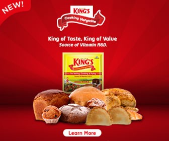Unveil your inner baker with Devon Kings Margarine