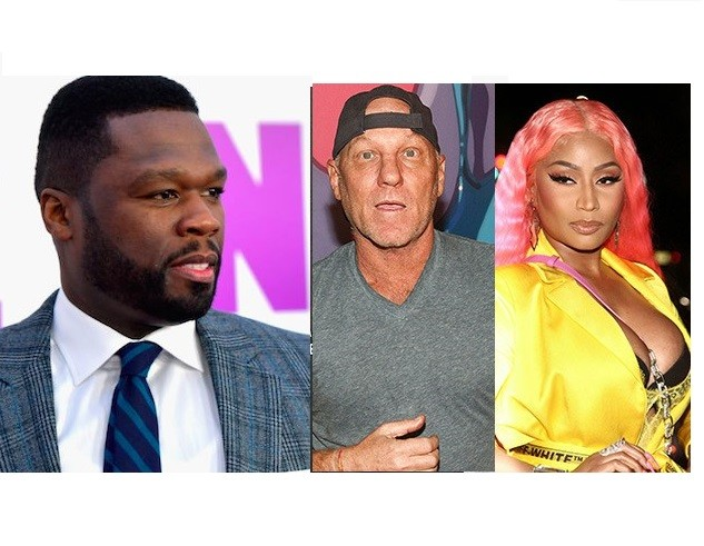 50 Cent calls Steve Madden 'A Liar' and releases evidence Nicki Minaj turned down an offer.
