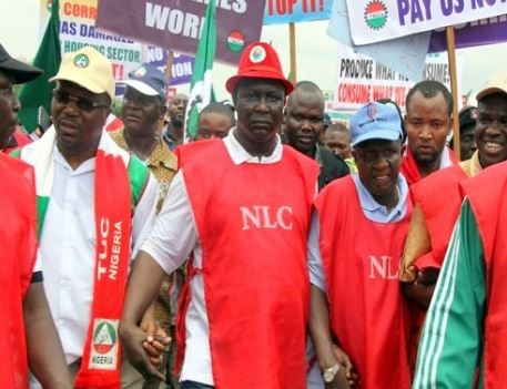 Minimum Wage: Stock your homes with foodstuff NLC warns Nigerians ahead of November 6th nationwide strike
