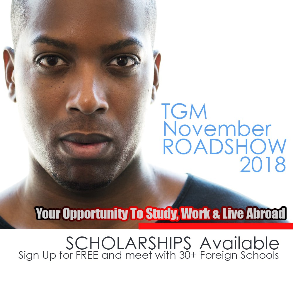 Attend the TGM Education Roadshow 2018