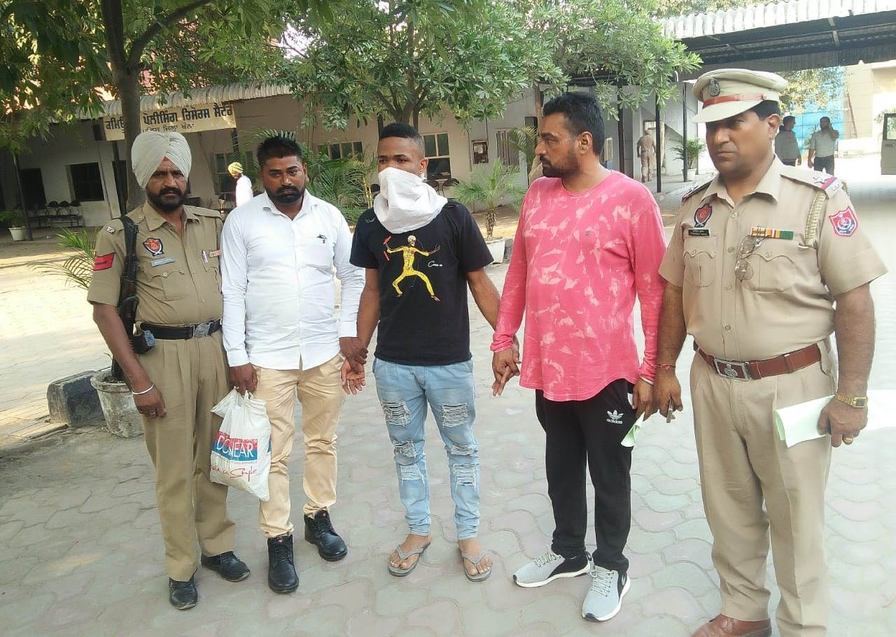 Nigerian man arrested with 900 grams heroin in India