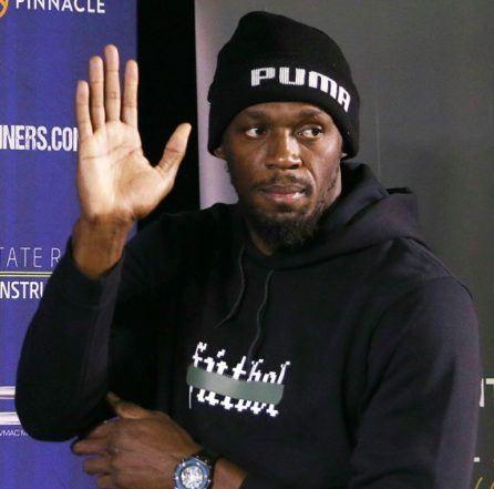 Usain Bolt sacked byAustralian Football club, Central Coast Mariners