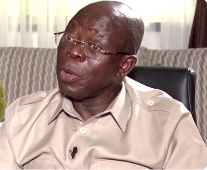 DSS have the right to invite any citizen, I drove myself there anddrove myself back after having a conversation with them -Adams Oshiomhole