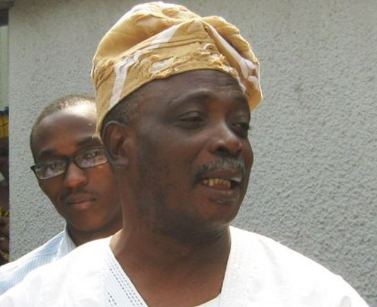Again, ex-Oyo State governor, Rasheed Ladoja appears In court over alleged money laundering