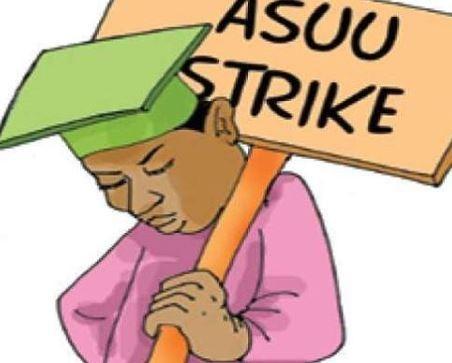 'Brace for a long strike' -ASUU tells members