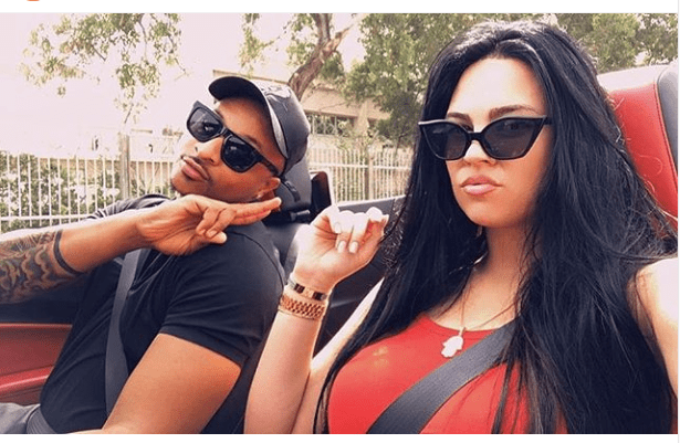 'Let the blessings for today not pass us by' - IK Ogbonna says as he shares cute photo with his wife Sonia.