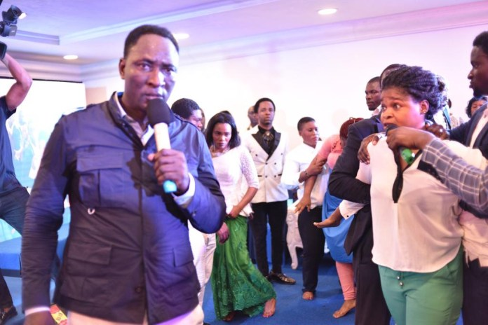 Its Deliverance and Prophetic Friday with Prophet Jeremiah Omoto Fufeyin LIVE IN LAGOS