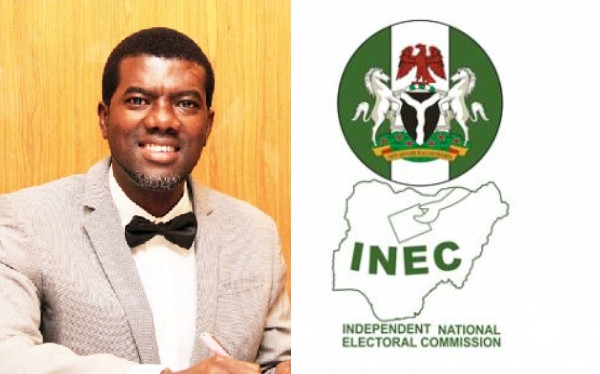 Reno Omokri releases proof INEC transmitted 2019 election results through servers lindaikejisblog