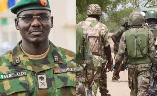 Eight soldiers accused of desertion in Metele attack, dismissed by Nigerian army lindaikejisblog