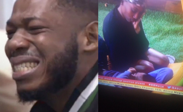 Frodd cries as Esther rejects his relationship proposal lindaikejisblog