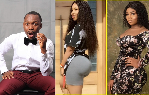 Image result for photos of tacha,mercy and ushbebe