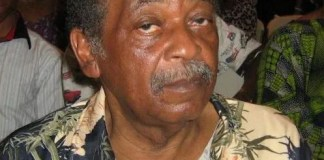 RenownedNigerian artist, David Dale, dies at Military Hospital Yabaafter a long battle with stroke