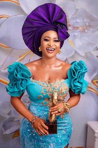 My journey to the Fashion world has been bitter-sweet, Nigerian Designer  Abiodun Shade Sandra-CEO Anjy Luminee Couture
