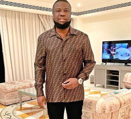Hushpuppi speaks on his beef with Mompha, why he doesnt share photos of his girlfriend and why he doesnt wear jewelry