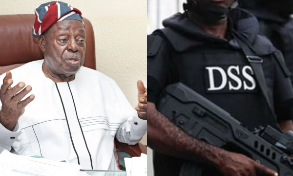 DSS is not empowered by law to arrest - Afe Babalola lindaikejisblog