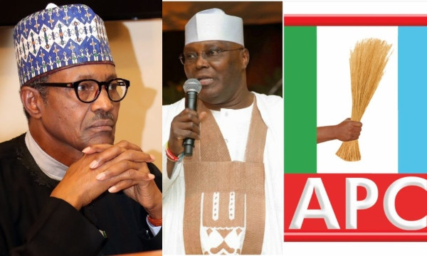 Buhari and APC appeals to Tribunal to remove Atiku's 28,000 exhibits