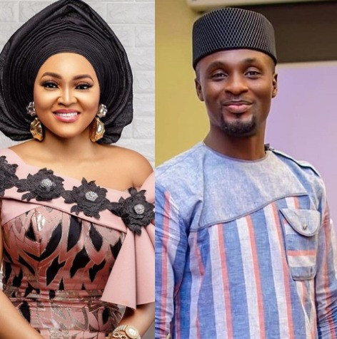 Let the past be past- Mercy Aigbe appeals to Toyin Abrahams ex-husband, Adeniyi Johnson