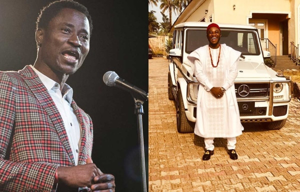Obinwanne Okeke has shown that Gods Grace is another word for 419 - Bisi Alimi reacts to arrest of Invictus Group CEO by FBI