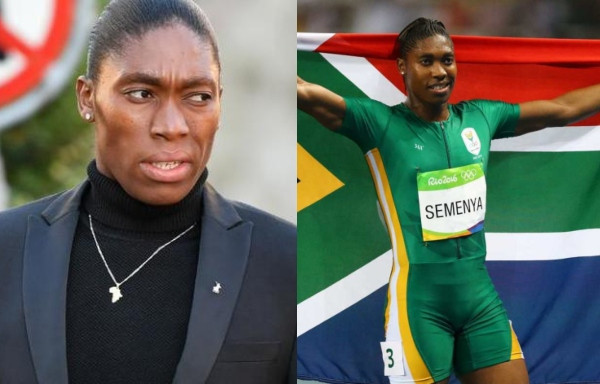 I had to walk naked to prove to people I was a girl  Caster Semenya lindaikejisblog