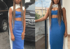 Young woman recreates Adesua Etomis look; see the result