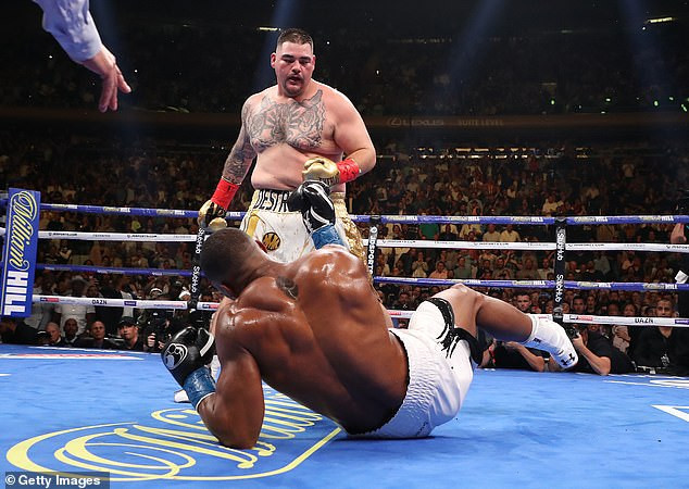 'I'm looking forward to ending his career in the desert': Andy Ruiz vows to beat Anthony Joshua for the second time