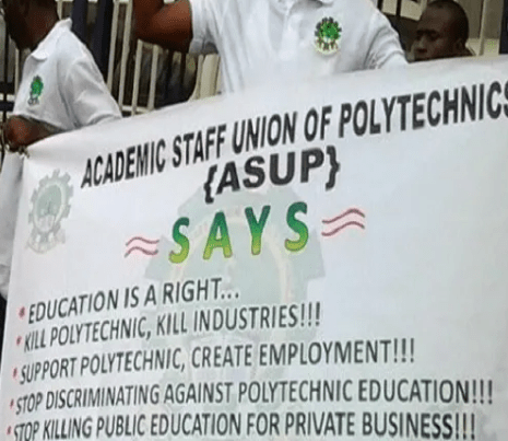 Nigerian Polytechnics lecturers give FG 21 days strike notice