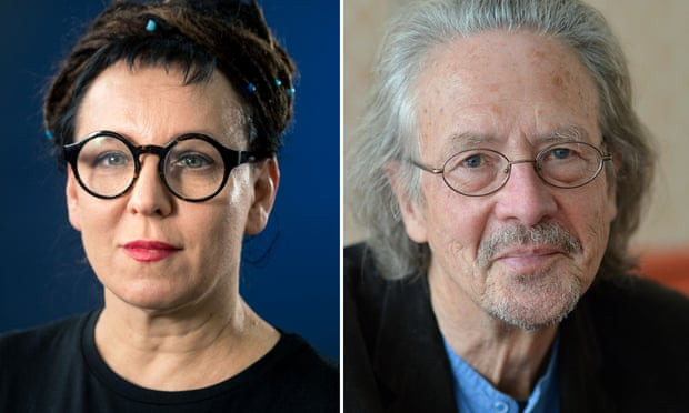 Olga Tokarczuk, Peter Handke win the Nobel Prize for Literature lindaikejisblog