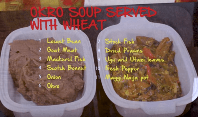 Uriel's Kitchen Episode 5: Uriel makes Okro soup with a special guest and his guitar (video)
