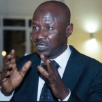 'Fight against corruption will intensify come 2020'- EFCC boss vows.