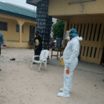 Young man arrested after American lover who came to visit him, dies of suspected Covid-19 complications in Delta State.
