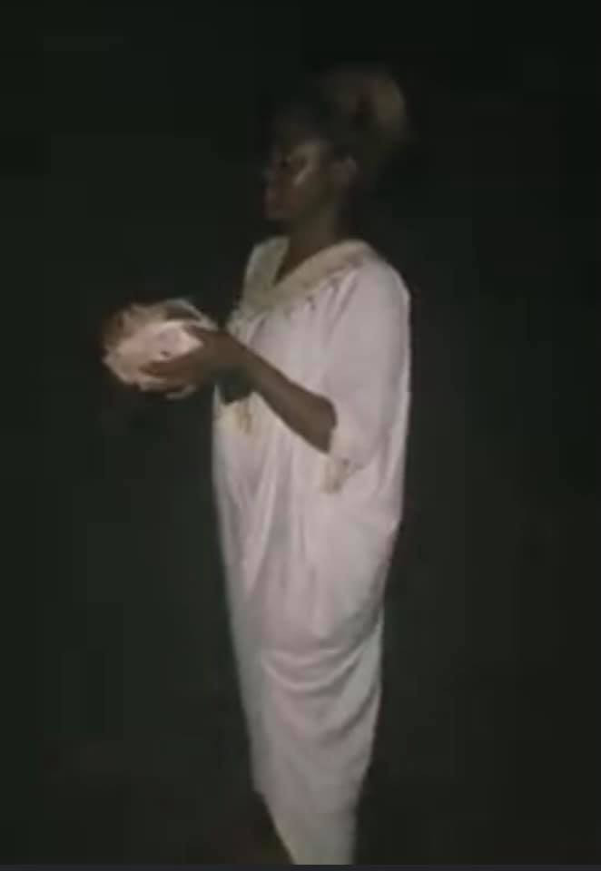 I'm a river goddess and the Antichrist - Nigerian traditionalist says she gives out her Bible lindaikejisblog 2