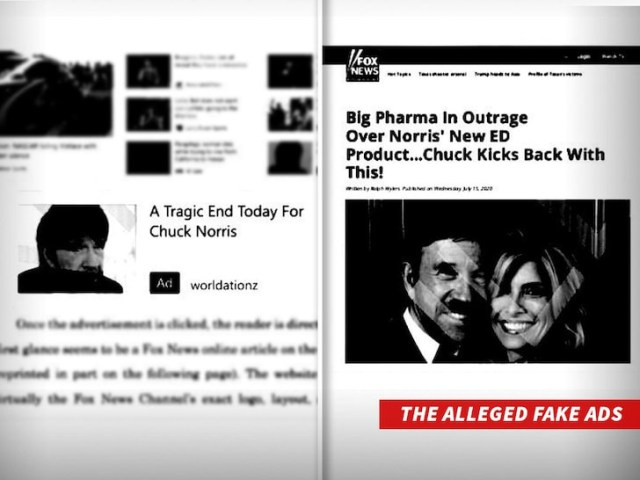 Chuck Norris sues company using his name to sell fake erectile dysfunction drugs lindaikejisblog 1